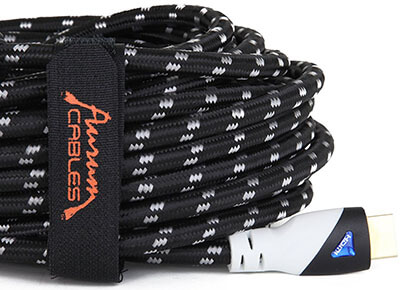 Aurum Cables Ultra Series HDMI Cable