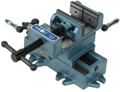 Wilton 11694 Cross Slide Drill Press Vise