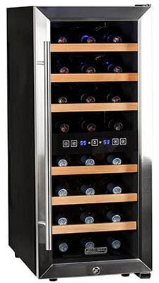 Koldfront TWR247ESS24 Wine Bottle