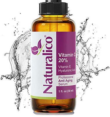 Naturalico Organic Vitamin C Serum