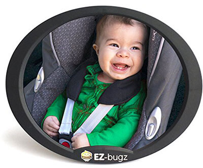 EZ-Bugz Car Seat Mirror