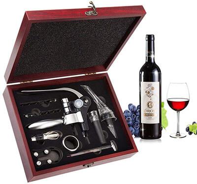 Smaier Wine Opener Set