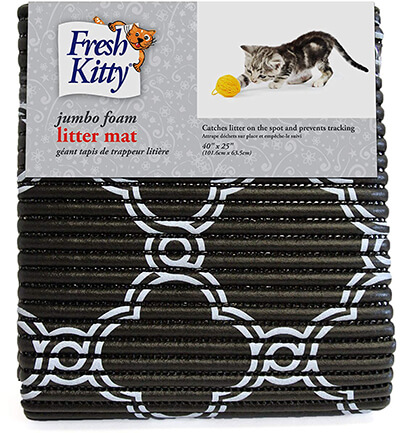 Fresh Kitty Cat Litter Mat