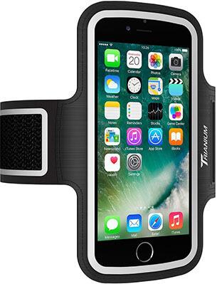Trianium ArmTrek Pro iPhone Running Armband