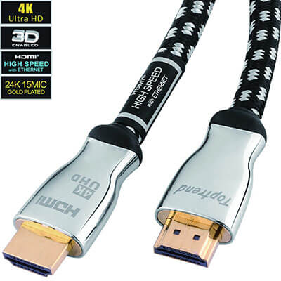 Toptrend 4K HDMI Cable
