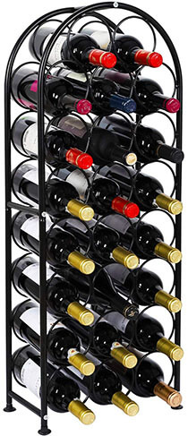 PAG Metal Wine Rack