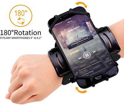 BearDaDa Sport Wristband for iPhone