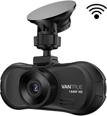 Vantrue X3 Super HD WI-Fi Dash Cam