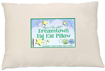 Dreamtown Kids Organic Pillow