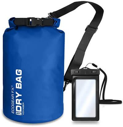 EcoGear FX Waterproof Dry Bag