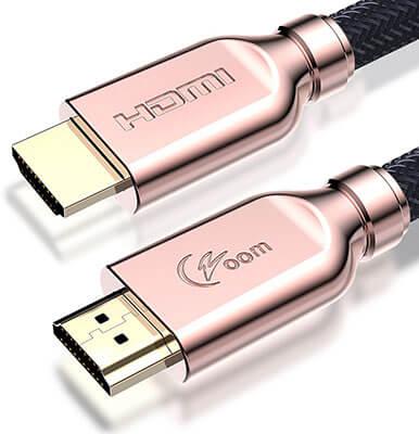 Czoom 4K HDMI Cable