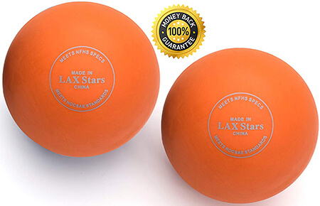 LAX Stars Massage Balls