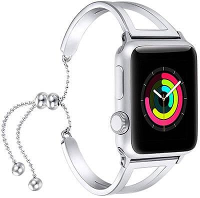 Fastgo Bracelet Com Apple Watch Band for Women