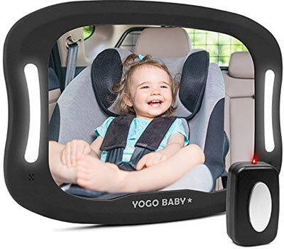 Yogo Baby Baby Car Mirror