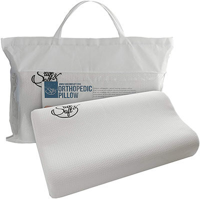Save&Soft Orthopedic Toddler Pillow
