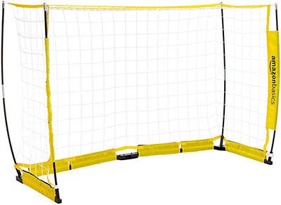 AmazonBasics Portable Easy-Up Soccer Goal
