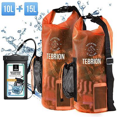 TEBRION Waterproof Dry Bag