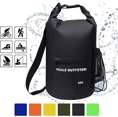 HASLE OUTFITTERS Waterproof Dry Bag