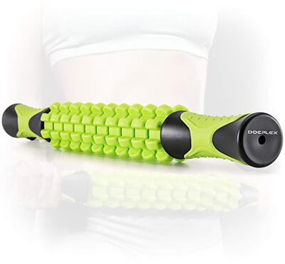 Doeplex Muscle Roller Massage Stick for Athletes