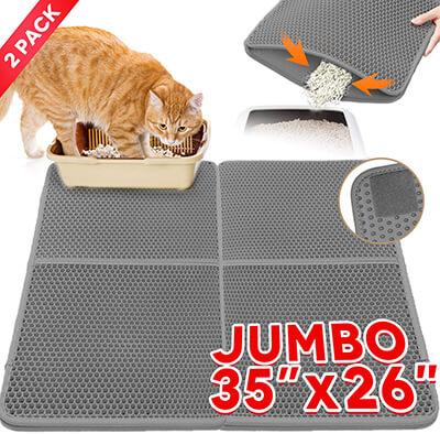 Lesotc Cat Litter Mat