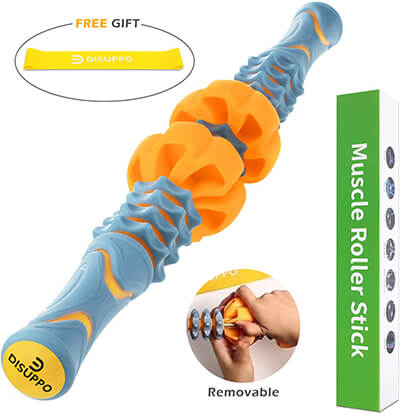 DISUPPO Muscle Roller Massage Stick