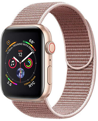 amBand Apple Watch Sport Loop Band for 38mm 40mm 42mm 44mm