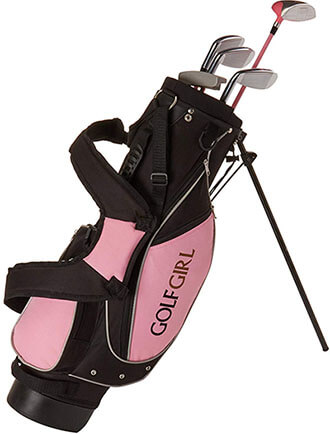 Golf Girl Junior Kid's Golf Set