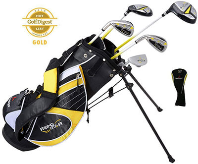 Paragon Rising Star Kid's Golf Club Set