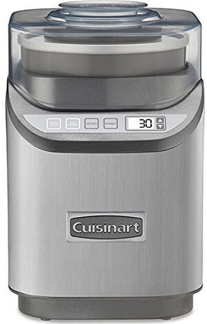 Cuisinart ICE-70 Electronic Ice Cream Machine