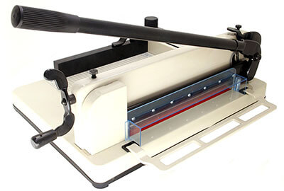 HFS (R) New Heavy Duty Guillotine Paper Cutter