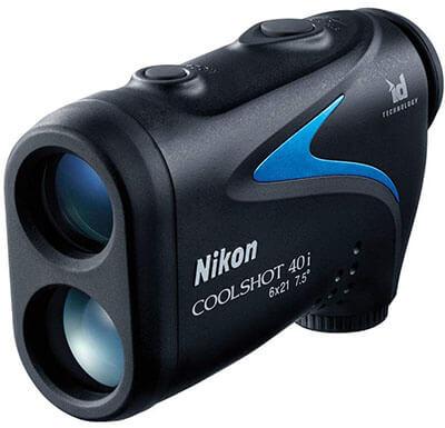 Nikon Coolshot 40i Golf Range Finder