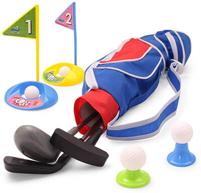 Exercise N Play Toddler Golf Clubs