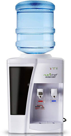 Nutrichef Countertop Water Dispenser