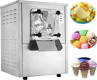 Happybuy Hard Ice Cream Machine