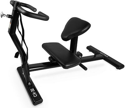 Valor Fitness CA-32 Back Stretch Machine