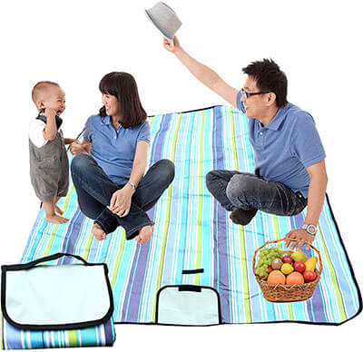 Rong Outdoor Blanket