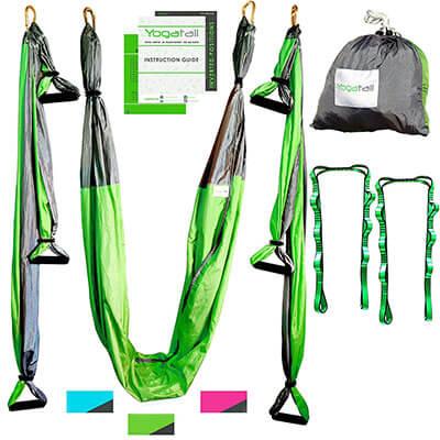 Yogatail Aerial Trapeze Yoga Swing