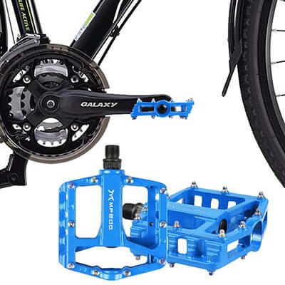 iHomeGarden Mountain Bike Pedals