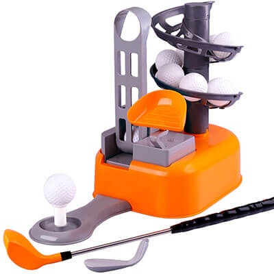 iPlay, iLearn Golf Toy Set