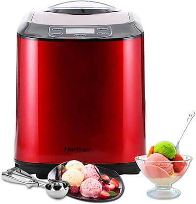 Northair ICM15 Automatic Ice Cream Machine