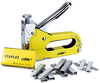 Mopha 3-in-1 Staple Gun