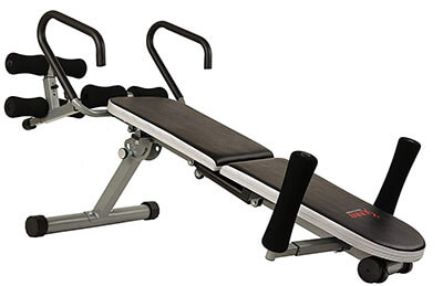 Sunny Health & Fitness Stretcher Bench