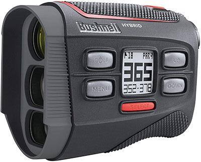 Bushnell Hybrid Laser Golf GPS Rangefinder