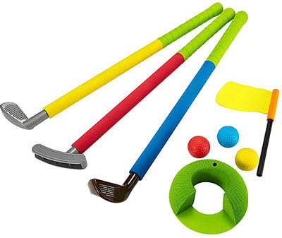 Uarzt Golf Set Toys for Kids