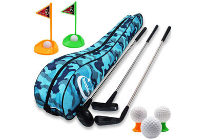 Top 10 Best Kid's Golf Clubs in 2019 Reviews