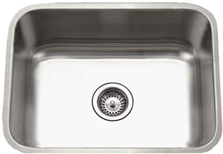 Houzer STS-1300-1 Stainless Steel Kitchen Sink
