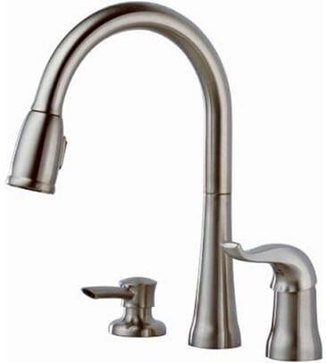 Delta Kate Kitchen Faucet