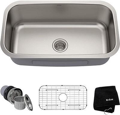 Kraus Stainless Steel Sink
