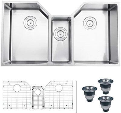 Ruvati Stainless Steel Kitchen Sink
