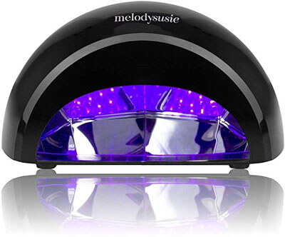 MelodySusie Professional Nail Dryer